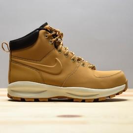 Pánská zimní obuv Nike MANOA LEATHER | 454350-700 | Béžová | 43