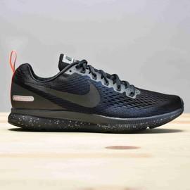 Pánské Běžecké boty Nike AIR ZOOM PEGASUS 34 SHIELD   907327-001   Černá   41