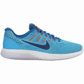 Pánské běžecké boty Nike LUNARGLIDE 8   843725-406   Modrá   46