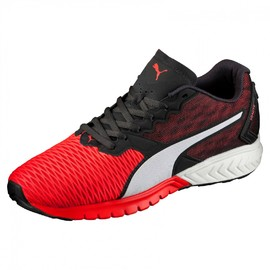 Pánské běžecké boty Puma IGNITE Dual Red Blast-Asphalt | 189094-01 | 41