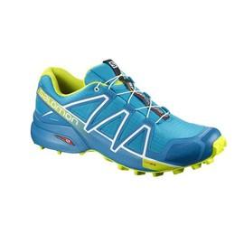 Pánské Běžecké boty Salomon SPEEDCROSS 4 | 400746 | Modrá | 42 2/3