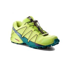 Pánské Běžecké boty Salomon SPEEDCROSS 4 | 400779 | Žlutá | 43 1/3