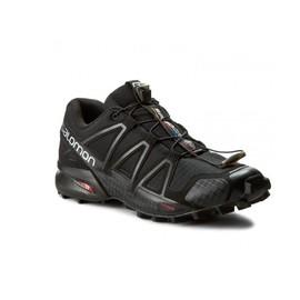 Pánské Běžecké boty Salomon SPEEDCROSS 4 | 383130 | Černá | 43 1/3