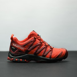 Pánské Běžecké boty Salomon XA PRO 3D GTX | 393319 | Červená | 44 2/3