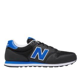 Pánské boty New Balance GM500LY | GM500--LY- | Černá | 43