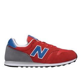 Pánské boty New Balance ML373RER | ML373--RER | Červená | 42
