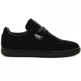 Pánské boty Puma Suede Classic+ black-dark shad