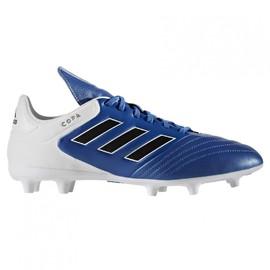 Pánské kopačky adidas COPA 17.3 FG | BA9717 | Modrá | 42