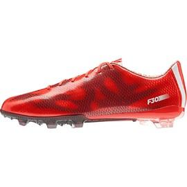 Pánské Kopačky adidas F30 FG | B34856 | Červená | 42