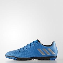 Pánské kopačky adidas MESSI 16.3 TF | S79641 | Modrá | 42