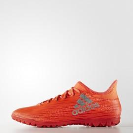 Pánské kopačky adidas X 16.3 TF | S79576 | Červená | 44