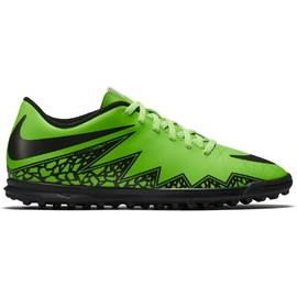 Pánské kopačky Nike HYPERVENOM PHADE II TF | 749891-307 | Zelená | 41
