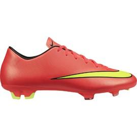 Pánské kopačky Nike MERCURIAL VICTORY V FG   651632-690   Červená   42