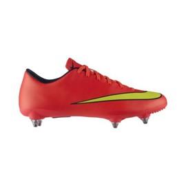 Pánské kopačky Nike MERCURIAL VICTORY V SG   651633-690   Červená   41