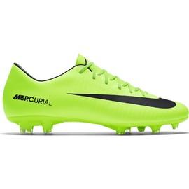 Pánské kopačky Nike MERCURIAL VICTORY VI FG | 831964-303 | Zelená | 42