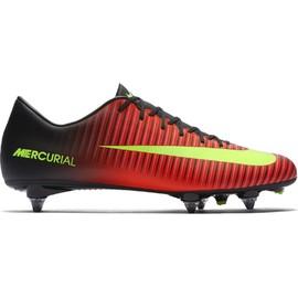 Pánské kopačky Nike MERCURIAL VICTORY VI SG | 831967-870 | Červená, Černá | 42
