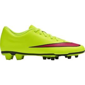 Pánské kopačky Nike MERCURIAL VORTEX II FG | 651647-760 | Žlutá | 42