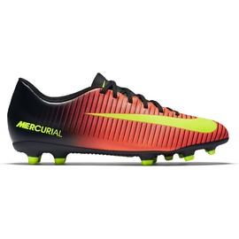 Pánské kopačky Nike MERCURIAL VORTEX III FG | 831969-870 | Žlutá, Červená, Černá | 43