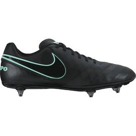 Pánské kopačky Nike TIEMPO GENIO II LEATHER SG | 819715-004 | Černá | 43