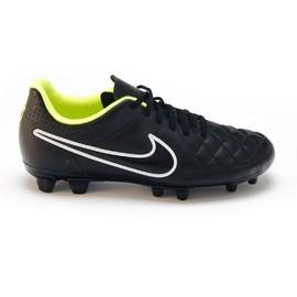 Pánské kopačky Nike TIEMPO RIO II FG | 631287-017 | Černá | 43