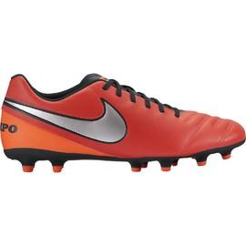 Pánské kopačky Nike TIEMPO RIO III FG | 819233-608 | Červená | 41