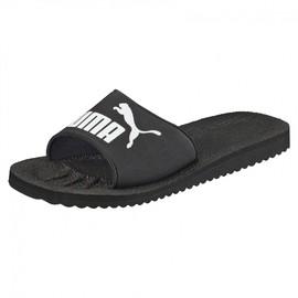 Pánské otevřená obuv Puma Purecat black-white