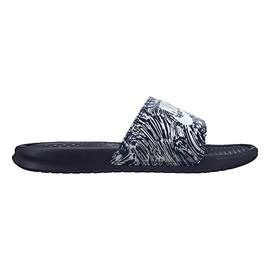 Pánské pantofle Nike BENASSI JDI PRINT | 631261-403 | Modrá | 46