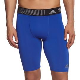 Pánské spodní prádlo adidas TF BASE ST 9 | D82100 | Modrá | 2XL
