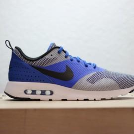 Pánské Tenisky Nike AIR MAX TAVAS PRM | 898016-400 | Modrá, Černá | 41