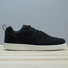 Pánské Tenisky Nike COURT BOROUGH LOW PREM | 844881-007 | Černá | 41