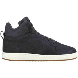Pánské tenisky Nike COURT BOROUGH MID PREM | 844884-004 | Černá | 42