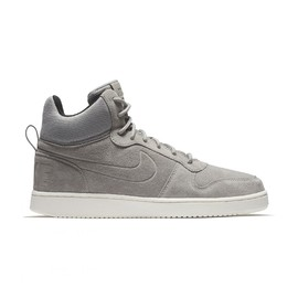 Pánské tenisky Nike COURT BOROUGH MID PREM | 844884-006 | Šedá | 41