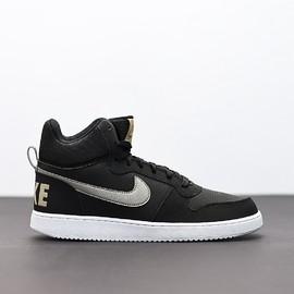 Pánské Tenisky Nike COURT BOROUGH MID | 838938-005 | Černá | 42