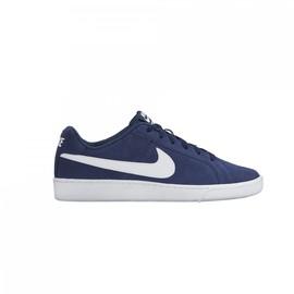 Nike court royale suede | 819802-410 | Modrá | 43