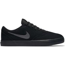 Pánské tenisky Nike SB CHECK SOLAR CNVS | 843896-002 | Černá | 41