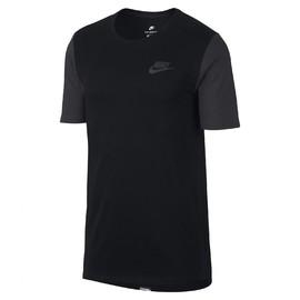 Pánské Trička Nike M NSW TEE ADVANCE HO 1 | 875630-010 | Černá | L
