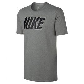 Pánské Trička Nike M NSW TEE PRNT PK BLK | 874791-063 | Šedá | L