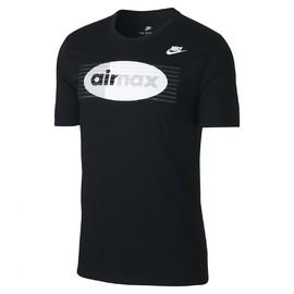 Pánské Trička Nike M NSW TEE S+ 4 | 906961-010 | Černá | XL