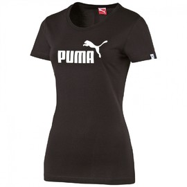 Pánské tričko Puma ESS Large Logo Tee W black-whi | 831795-01 | S