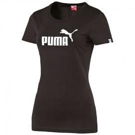 Pánské tričko Puma ESS Large Logo Tee W black-whi | 831795-01 | XL