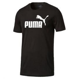 Pánské Tričko Puma ESS No.1 Tee Cotton Black | 838241-01 | Černá | L