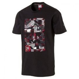 Ferrari Graphic Tee Moonless N