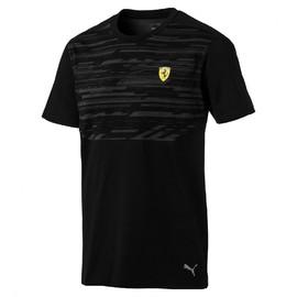 Pánské tričko Puma Ferrari SF Tee Puma Black  369f3c08656
