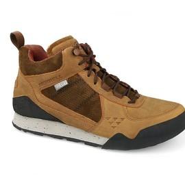 Pánské Zimní obuv Boty Merrell BURNT ROCK MID WTPF | J91745 | Béžová | 41,5