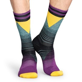 Ponožky Happy Socks Athletic Eighties Fade Sock