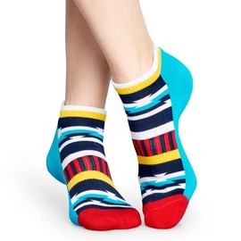 Ponožky Happy Socks Athletic Inca Stripe Low Sock