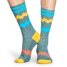 Athletic Zig Stripe Sock