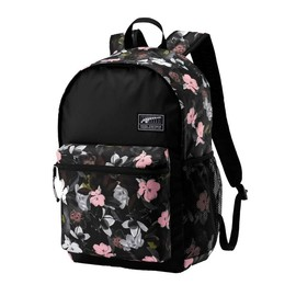 PUMA Academy Backpack Puma Black-Floral