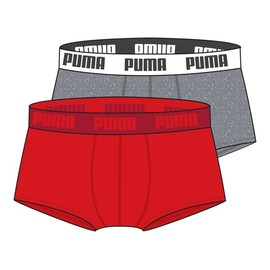 PUMA BASIC TRUNK 2P red