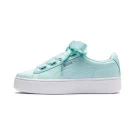 Puma Vikky Stacked Ribbon Core Fair Aqua